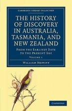 History of Discovery in Australia, Tasmania, and New Zealand