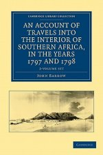 An Account of Travels into the Interior of Southern Africa, in the Years 1797 and 1798 2 Volume Set
