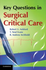 Key Questions in Surgical Critical Care