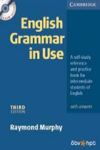 English Grammar in Use with Answers and CD-ROM (Austrian OEBV Edition)