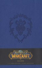 World of Warcraft Alliance Blank Journal