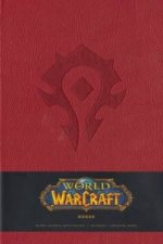 World of Warcraft Horde Blank Journal