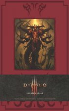 Diablo(r) Burning Hells Hardcover Blank Journal (Large)