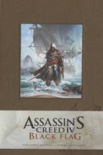 Assassin's Creed IV: Black Flag Hardcover Blank Journal (Lar
