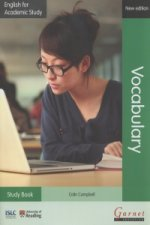 English for Academic Study: Vocabulary Study Book - Edition 2