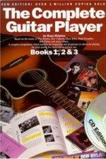 Complete Guitar Player Omnibus Book 1, 2 & 3