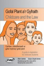 Gofal Plant A'r Gyfraith/childcare and the Law