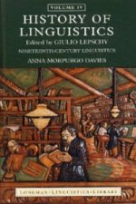History of Linguistics, Volume IV