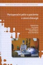 Perioperační péče o pacienta v cévní chirurgii