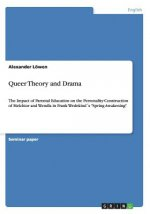 Queer Theory and Drama