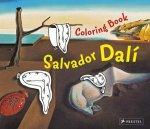 Coloring Book Dali