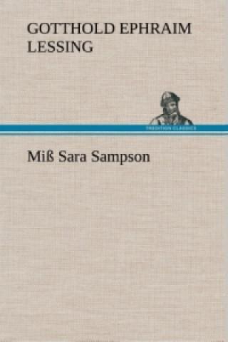 Miß Sara Sampson