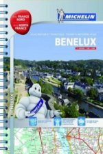 Benelux & North of France Road Atlas