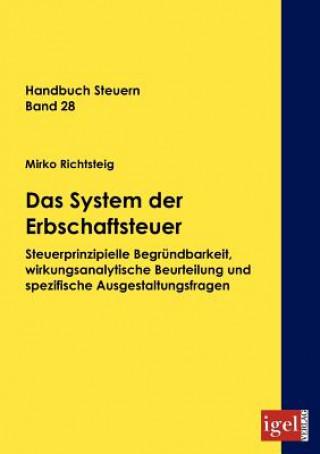 System Der Erbschaftsteuer