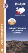 Sudvesturland. South West