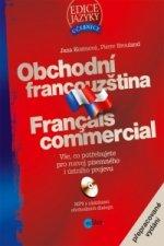 Obchodní francouzština + CD
