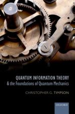 Quantum Information Theory and the Foundations of Quantum Me