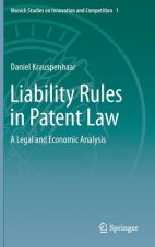 Liability Rules in Patent Law