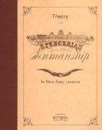 Spencerian Penmanship Theory Bk