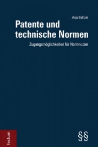 Patente und technische Normen