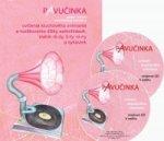 Pavučinka - sluchové vnímanie /4 pracovné zošity + 2CD
