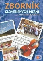 Zborník slovenských piesní + CD