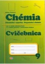Chémia Cvičebnica pre 9. roč. ZŠ a 4. ročník gymnázia s osemročným štúdiom