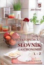 Nový encyklopedický slovník gastronomie, L–Ž
