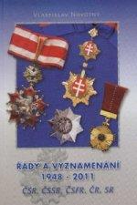 Řady a vyznamenání 1948-2011