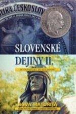 Slovenské dejiny II.