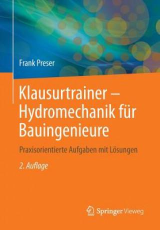 Klausurtrainer - Hydromechanik fur Bauingenieure