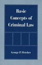 Basic Concepts of Criminal Law