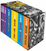 Harry Potter Boxed Set: The Complete Collection Adult Paperb