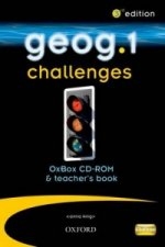 Geog.: Geog.1challenges Oxbox CD-ROM and Teacher's Book