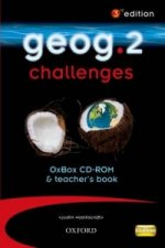 Geog.2 Challenges OxBox CD-ROM & Teacher's Book