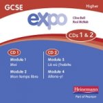 Expo (OCR & AQA) GCSE French Higher Audio CDs (Pack of 3)