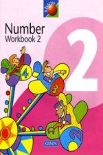 Abacus Year 2/P3: Number Workbook 2 (8 Pack)