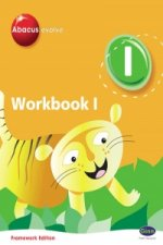 Abacus Evolve Year 1/P2 Workbook 1, 8-Pack Framework Edition