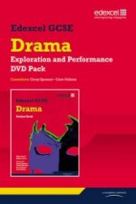 Edexcel GCSE Drama Exploration and Performance DVD Pack