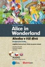 Alice in Wonderland Alenka v říši divů