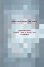 Law and Economics: Pearson New International Edition