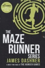 The Maze Runner Series, Classic Box Set