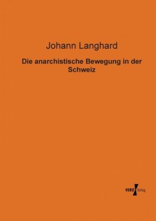 anarchistische Bewegung in der Schweiz