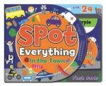 Spot Everything Book:Town