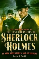 Mammoth Book The Lost Chronicles of Sherlock Holmes