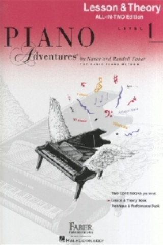 Piano Adventures All-in-Two Level 1 Lesson/Theory