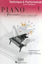 Piano Adventures All-in-Two Level 1 Tech. & Perf.