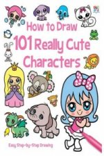 How To Draw 101 Really Cute Characters