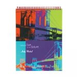 Andy Warhol Brooklyn Bridge Sketchbook