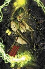 Aphrodite IX: Rebirth Volume 1